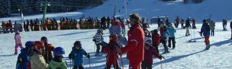 Disfruta del esquí toda la temporada, no comiences a lo loco.